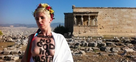 Join FEMEN Greece