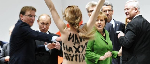 Attack Putin