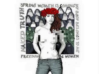 Art Inspired by FEMEN