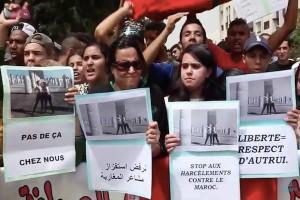 Marocco antifemen