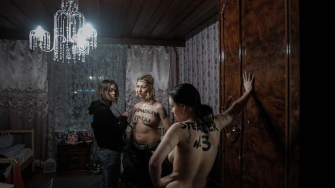 FEMEN by Denis Sinyakov