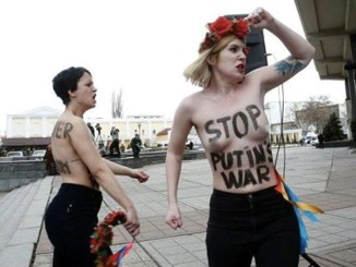 femen in crimea