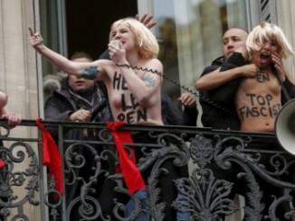 FEMEN pas FN